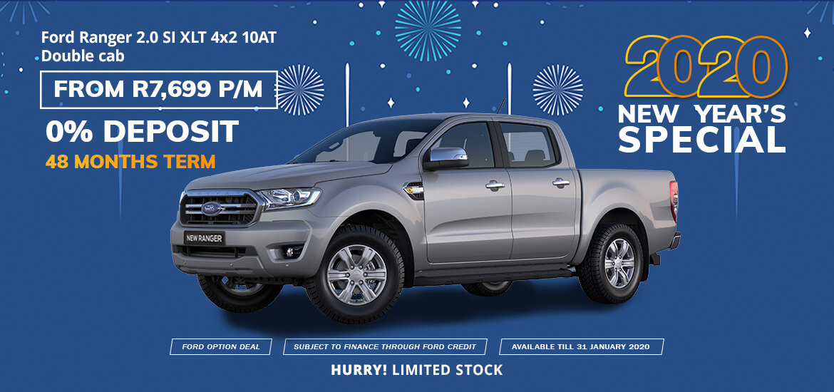 Ford Ranger 2.0 SI XLT 4x2 10AT Double cab-web-banner