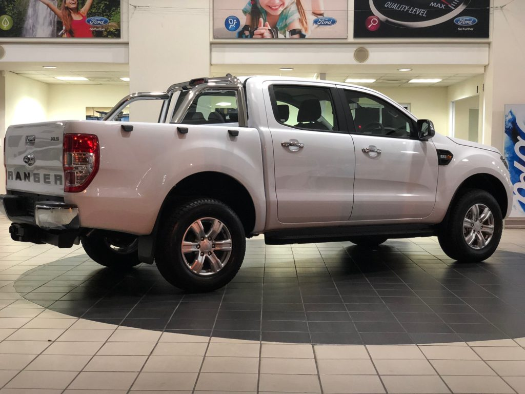 Ford Ranger 2.2TDCI XLS 4×2 manual Double Cab back